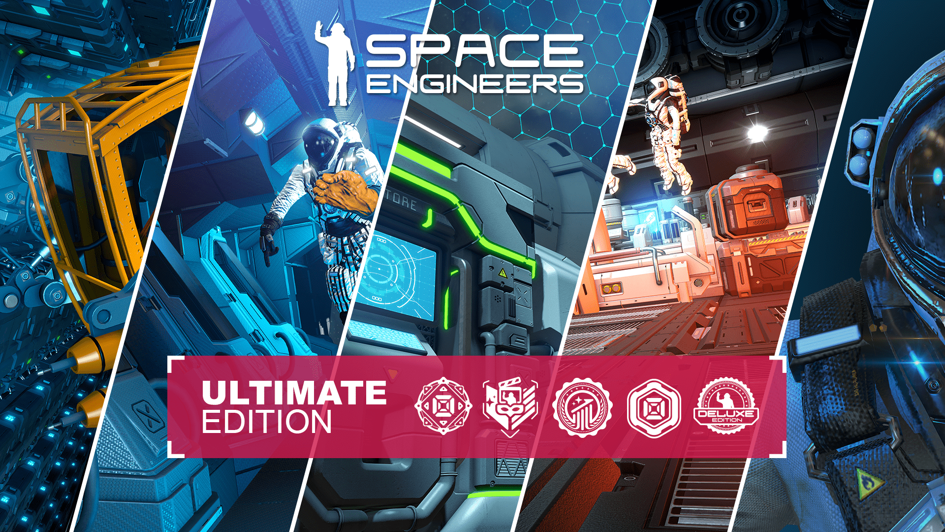 Space Engineers Ultimate Edition