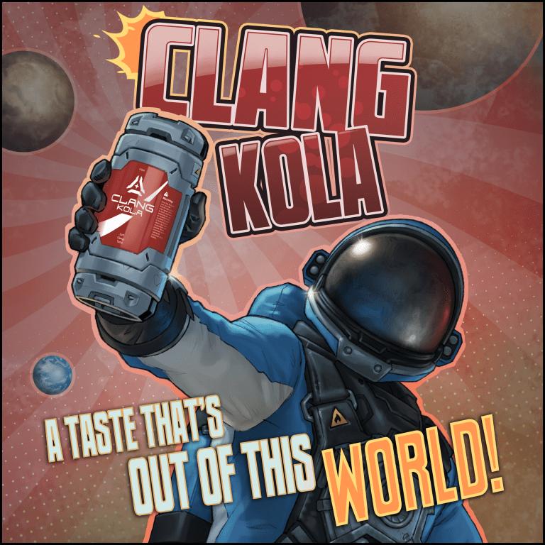 Space Engineers Clang Kola