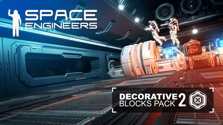 Space Engineers Decorative Pack #2