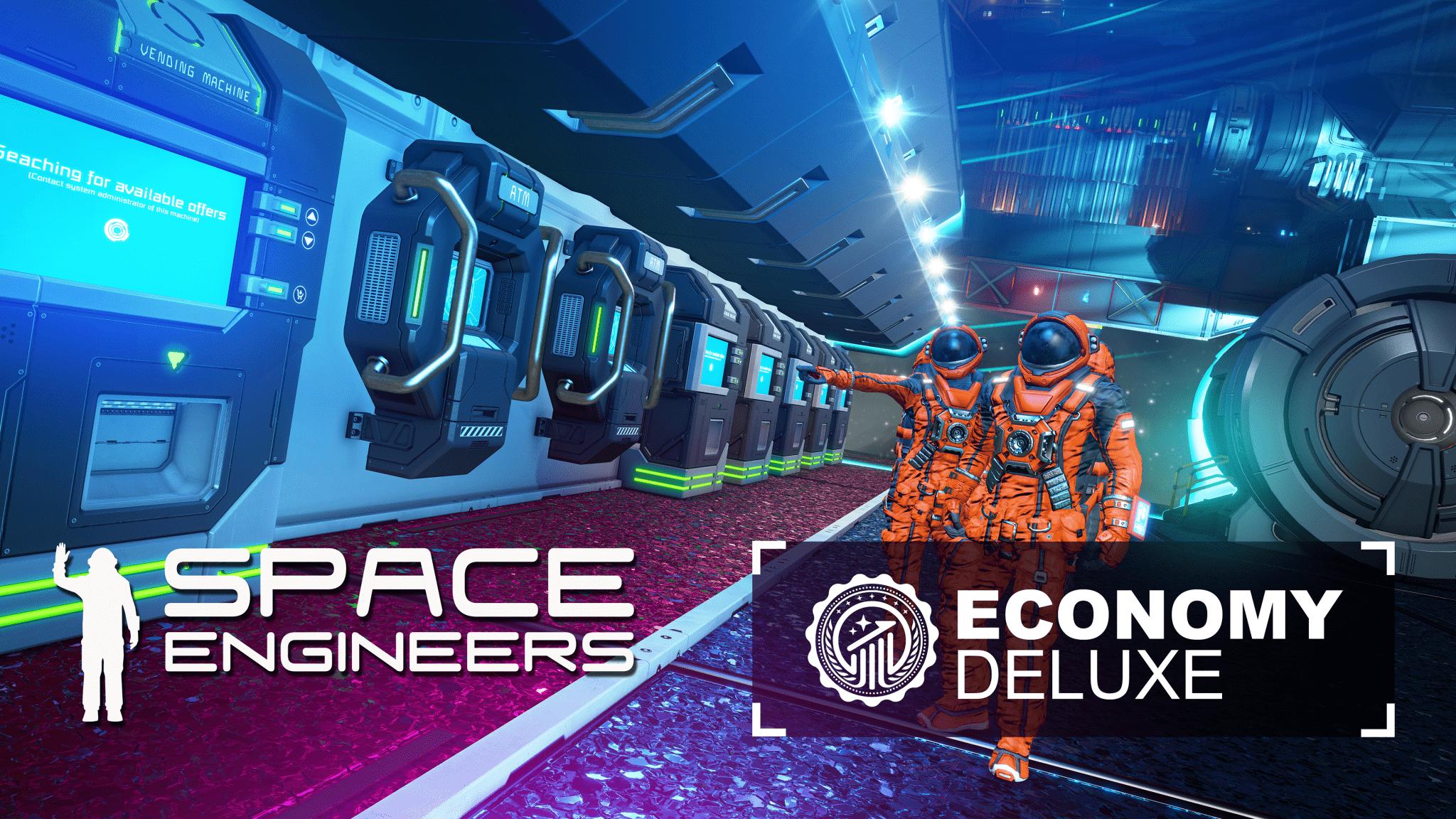 Space Engineers Economy Deluxe