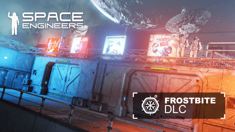 Space Engineers - Frostbite
