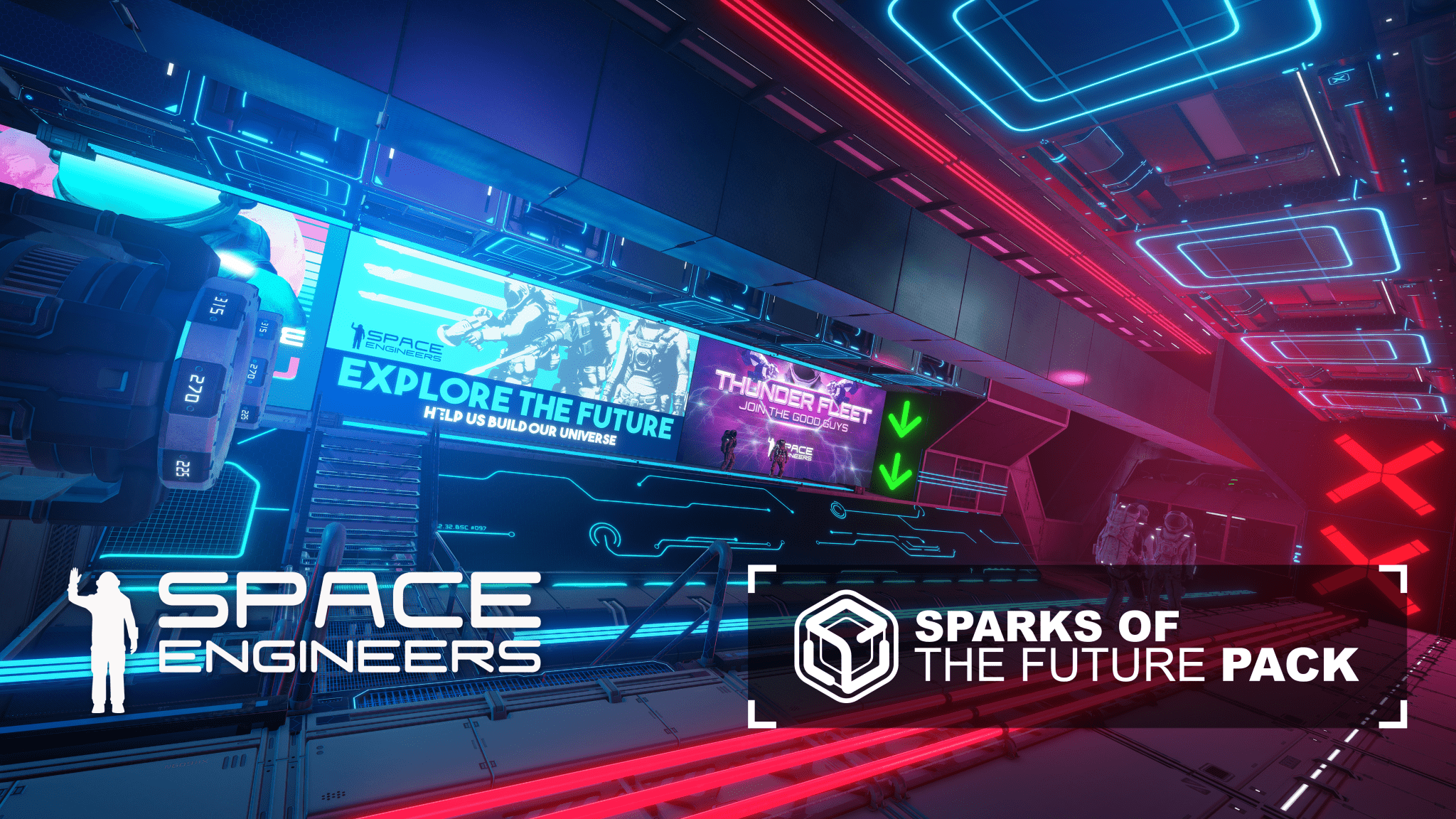 Space Engineers - Sparks of the Future