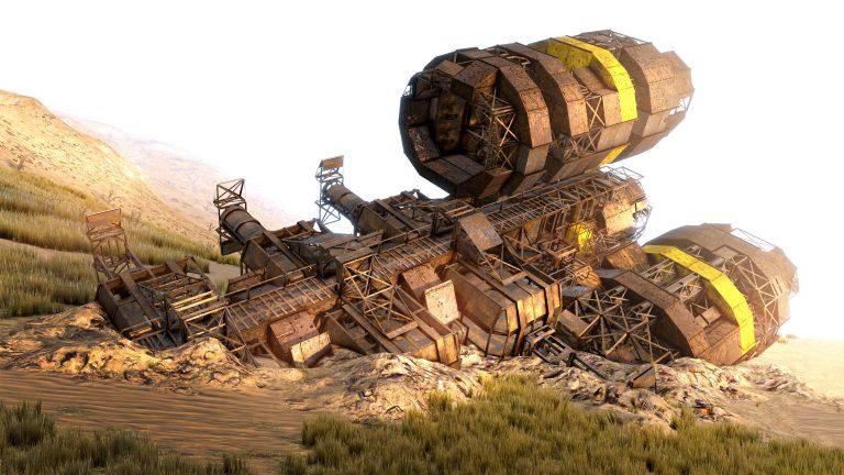 Space Engineers Wasteland