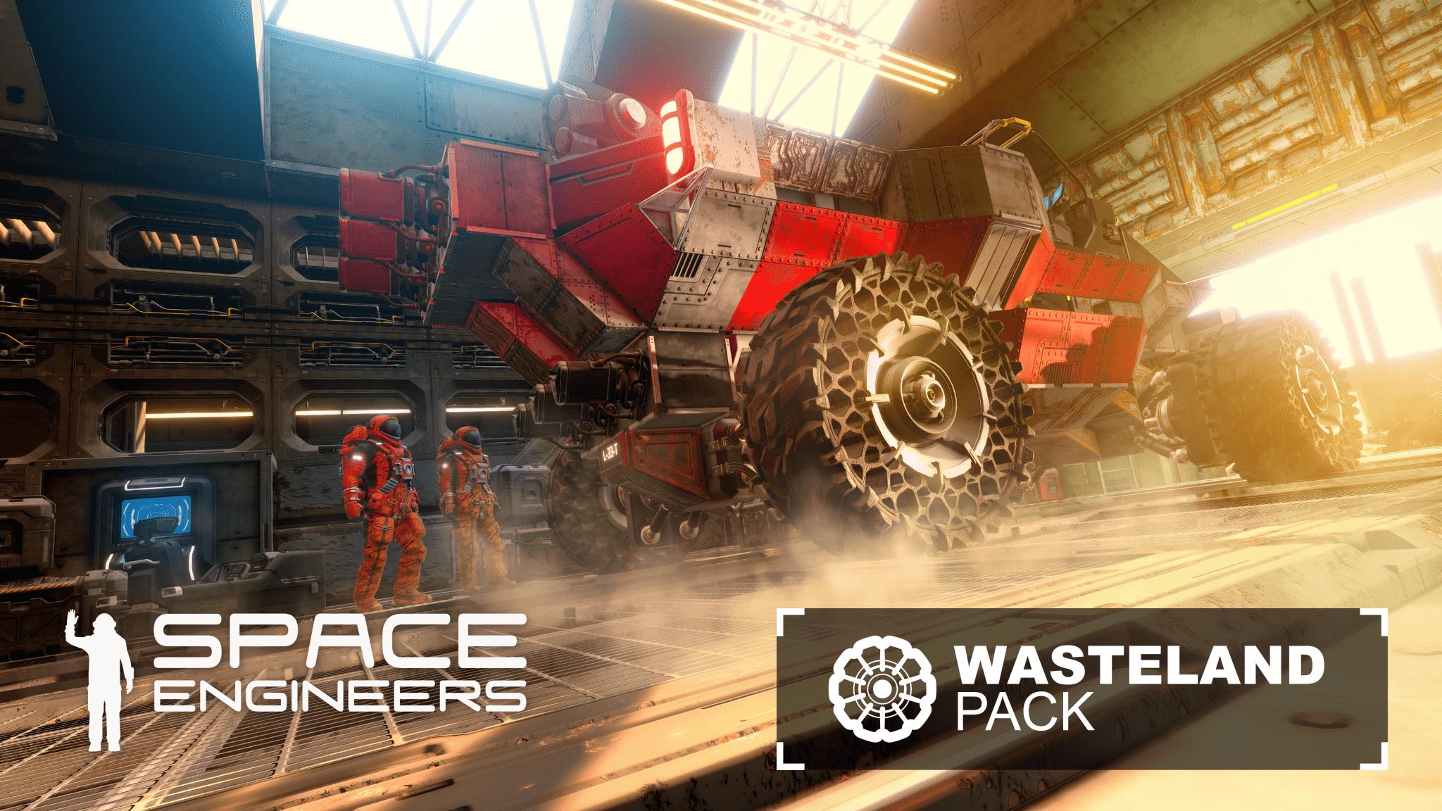 Space Engineers - Wasteland