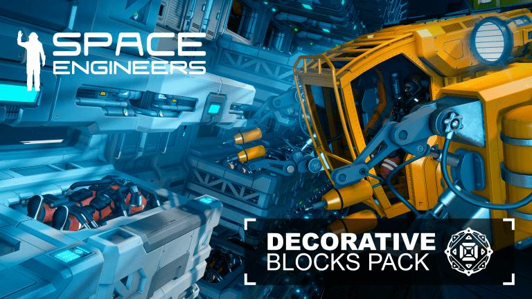 Space Engineers Decorative Pack #1