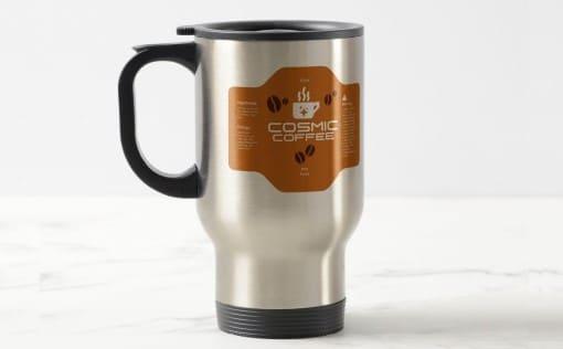Space Engineers Cosmic Coffee Cup