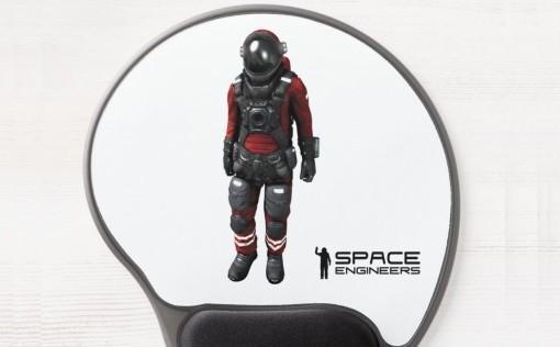 Space Engineers Mousepad