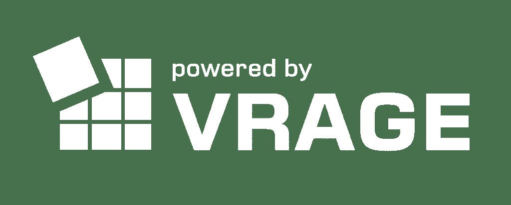 VRAGE logo